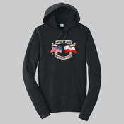 American Made With Polish Parts Polska Hoodie